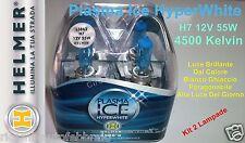 Lamp Lampade H7 12V 55W Helmer PLASMA ICE HYPERWHITE 4500K H.I.D. BLUE
