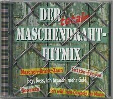 Der totale Maschendraht-Hitmix - rare Country Party Cowboy CD