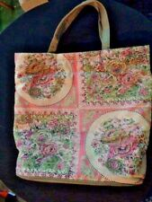 A & N Knitilty  -  PURSE / TOTE BAG KIT ~Tapestry & Quilted