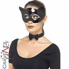 Adult Fever Cat Instant Kit Sexy Ladies Halloween Fancy Dress Outfit New