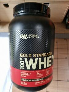 Optimum Nutrition Gold Standard 899g 100% Whey Protein - Double Rich Chocolate