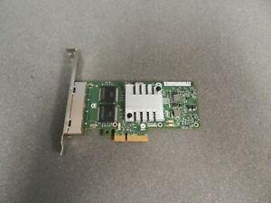 IBM Intel I340-T4 49Y4242 Quad Port Ethernet GB PCI Network Adapter