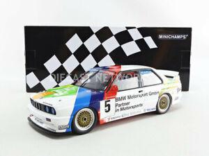 1/18 Minichamps 1990 DTM BMW E30 M3 Macau Guia Race 1990 Joachim Winkelhock