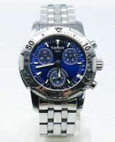 Orologio Tissot prs200 t362/462k legendary chrono watch diver 200 meters clock