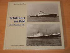 Sammlung Schiffahrt im Bild Linienfrachter III Hardcover!