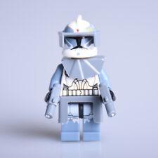 Custom Star Wars Commander Wolffe Fit Lego Wolf Pack Free P&P Minifig Custom UK