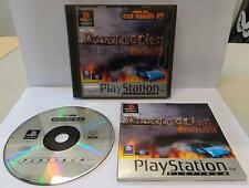Console Gioco Game SONY PS1 Playstation PSOne PSX PSOne PAL - DESTRUCTION DERBY