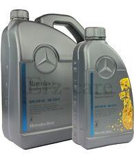 6 Liter Original Mercedes Benz MB 229.5 5W-40 5W40 Motoröl Motorenöl ENGINE OIL