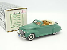 Durham Classics 1/43 - Chevrolet Convertible 1941 Toronto Toy Show 1992