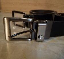 Mens Leather Dress Belts