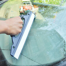 Auto Car Glass Window Wash Water Squeegee Scraper Cleaner Wiper Shower Rubber 1X