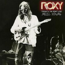 NEIL YOUNG - ROXY TONIGHT'S THE NIGHT LIVE - 2LP VINYL RSD 2018 NEW SEALED