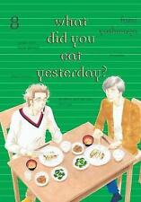 What Did You Eat Yesterday?: Volume 8 by Fumi Yoshinaga (Paperback, 2015)