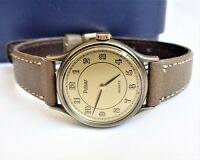 Vintage 1980s New Old Stock Pulsar By Seiko Ladies Wristwatch V230-0130