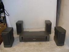 Sony SS-V305 Great Home Cinema Speaker Set-Superb Sound