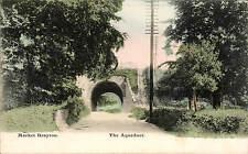 Market Drayton. The Aqueduct.