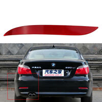 Rear Bumper Reflector Light Fit For BMW E60 63146915039//40 Pair