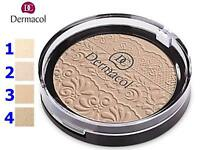 DERMACOL COMPACT PRESSED POWDER WITH LACE RELIEF, MATTIFYING FACE SKIN, 8 g
