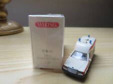Wiking, 070 01, Binz-Krankenwagen   1 : 87