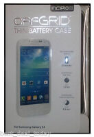 OEM Incipio Offgrid SA-094 Extended Battery Case 3100mAh For Galaxy S4 SIV GS4