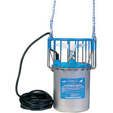 Kasco De-Icer Deicer 2400D 1/2 HP w/ 100' Cord, 120V NEW Marine Water Agitator