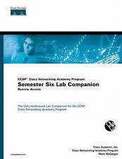 CCNP Cisco Networking Academy Program: Semester Six Lab Companion, Remote Acces