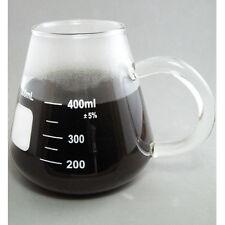NC-12679  Erlenmeyer Flask Mug, Borosilicate Glass, 400ml