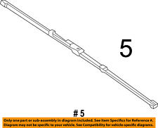 FORD OEM 13-16 Escape Wiper Arm-Front Blade CJ5Z17528C