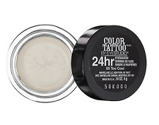 MAYBELLINE Color Tattoo Metal By Eyestudio 24HR Eye shadow 05 Too Cool  NEW