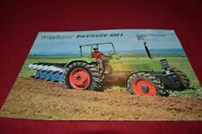 Fendt Farmer 106 S Tractor Dealer's Brochure AMIL15