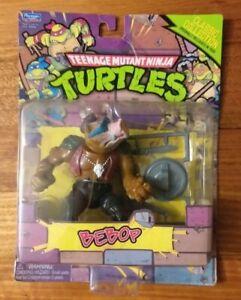 Nickelodeon Teenage Mutant Ninja Turtles Bebop Reissue Classic Action Figure Toy