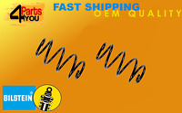 2x BILSTEIN BMW E39 5 SERIES  COIL SPRINGS FRONT SUSPENSION OEM QUALITY