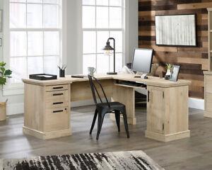 Aspen Post L-Shaped Desk