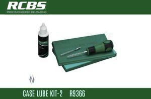 RCBS CASE LUBE KIT-2  -  RIFLE RELOADING - RIFLE CASE PREPARATION - R9336