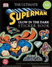 Glow in the Dark: Superman Ultimate Sticker Books