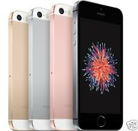 Apple iPhone SE AT&T Wireless Smartphone Gold Rose Gold Silver Space Gray 64GB