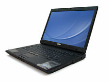 "Dell Latitude E5500 LAPTOP 15.6"" 4GB RAM 160GB 2.10GHZ WIFI DVDRW win 7"