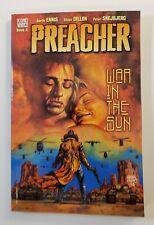 PREACHER BOOK 6 WAR IN THE SUN TPB SOFT COVER FIRST PRINT NM