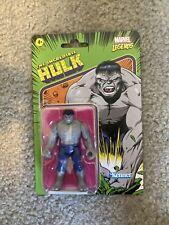 Marvel Legends Retro Vintage Series GREY HULK 3.75 inch Action Figure New ? ?