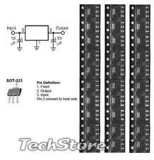 2 x AMS111718 AMS 1117-1.8 integrato regolatore di tensione 2 pezzi