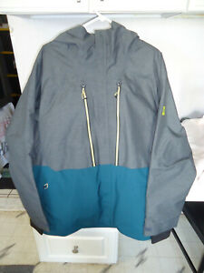 686 GLCR ETHER 600 FILL DOWN THERMAGRAPH JACKET MEN'S LARGE (L) SRP - $300