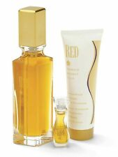 Giorgio Beverly Hills Red 3 Piece Gift Set 1.7 oz / 50 ml + More for Women