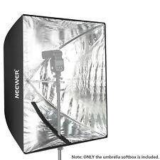 Neewer 60x60cm Ombrello Softbox in Nylon con Borsa per Flash Ritratti Fotografia