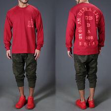 Rot I Feel Like Pablo Tops T-Shirt The Life Of Pablo Yeezus Kanye West Yeezy SE