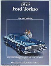 Ford 1975 Torino Sales Brochure