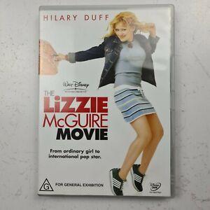 The Lizzie McGuire Movie (DVD, 2004) Hilary Duff, Robert Carradine, Jake Thomas