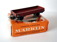 MARKLIN WAGON PLAT REF. 4903 - ECHELLE H0 1/87