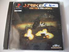 StrikePoint  the Hex Missions   (PS1 und 2 Spielbar)