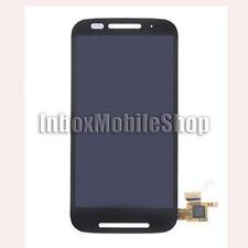 Black LCD Display Screen Digitizer Full Assembly For Motorola MOTO E 1st Gen