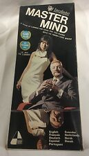 Vintage Mastermind Strategy 1972 Invicta Complete! Free Shipping!